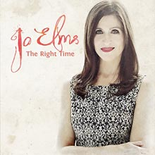 Jo Elms EP - The Right Time available on iTunes